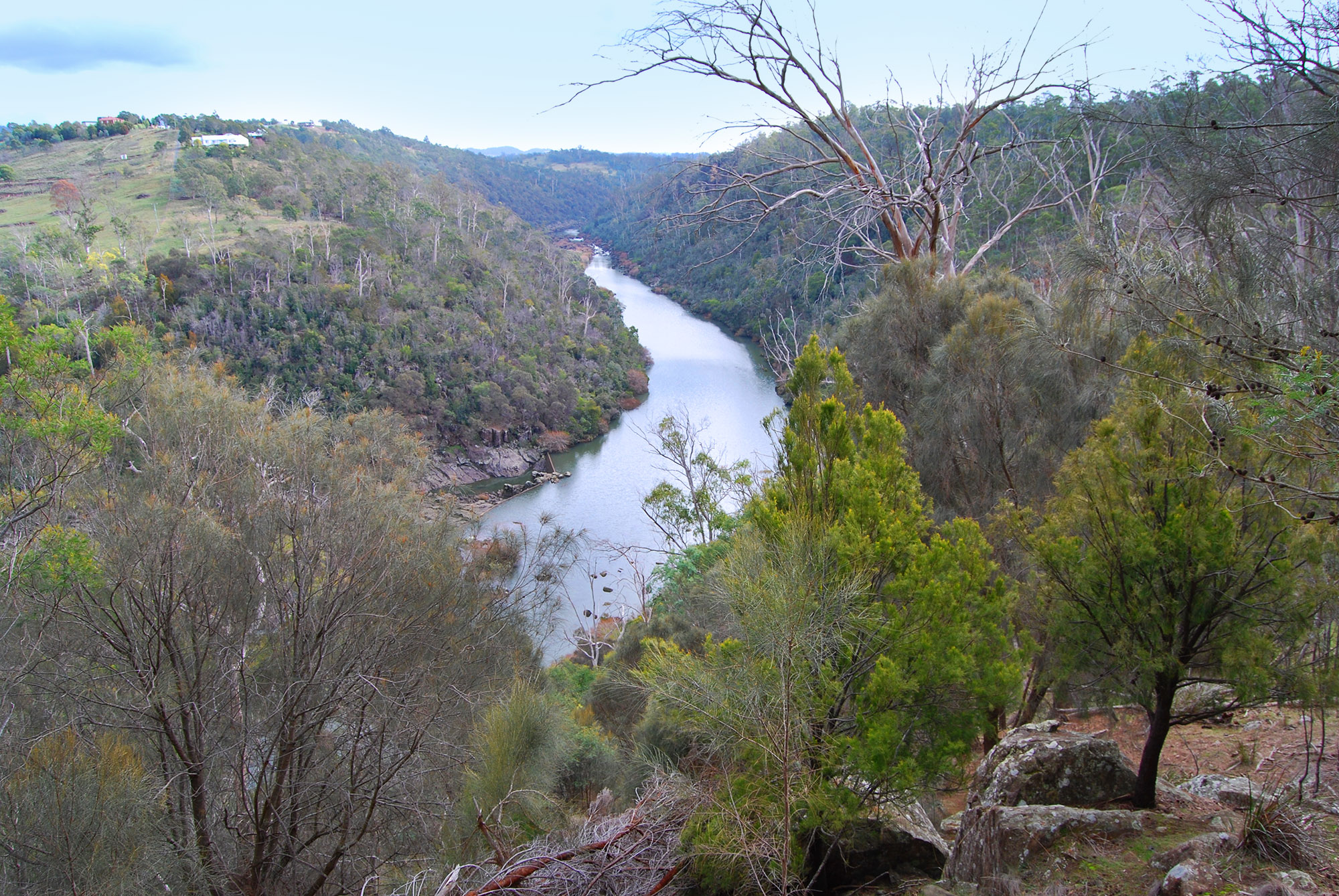 South Esk River, Trevallyn Nature Recreation Area