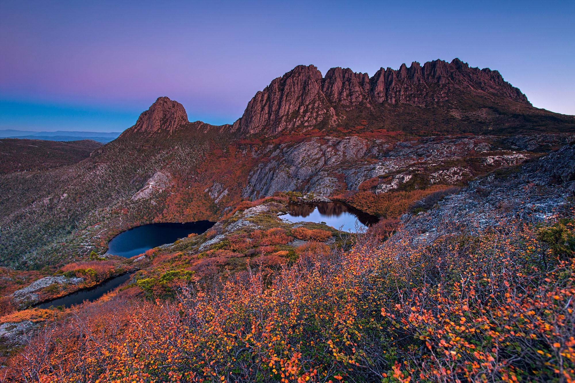 Cradle Mountain (Cradle Mountain - Lake St Clair National Park) | Parks &  Wildlife Service Tasmania