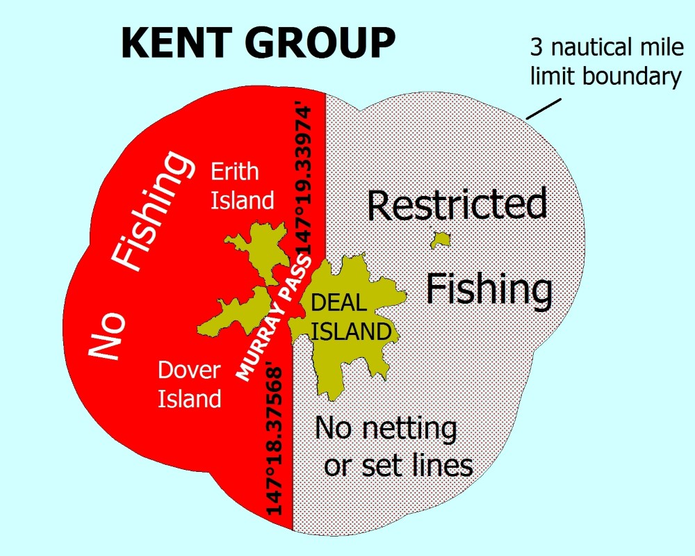 Kent Group Marine Reserve